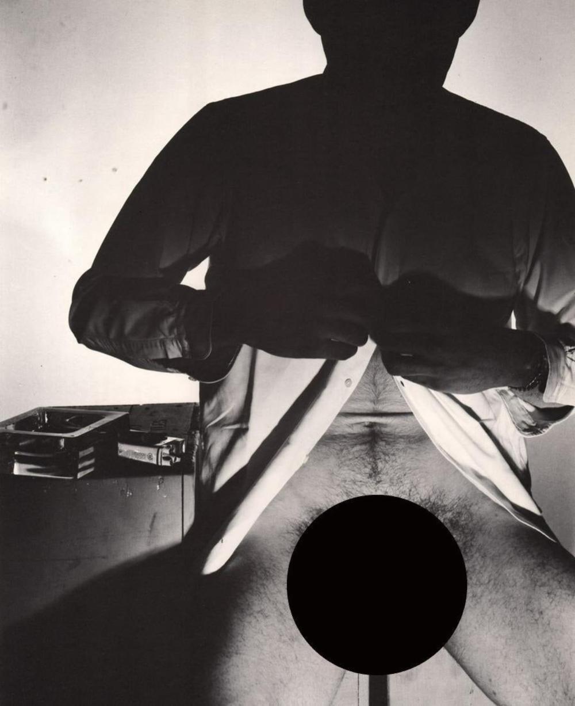 George Platt Lynes - Male Nude, 1955