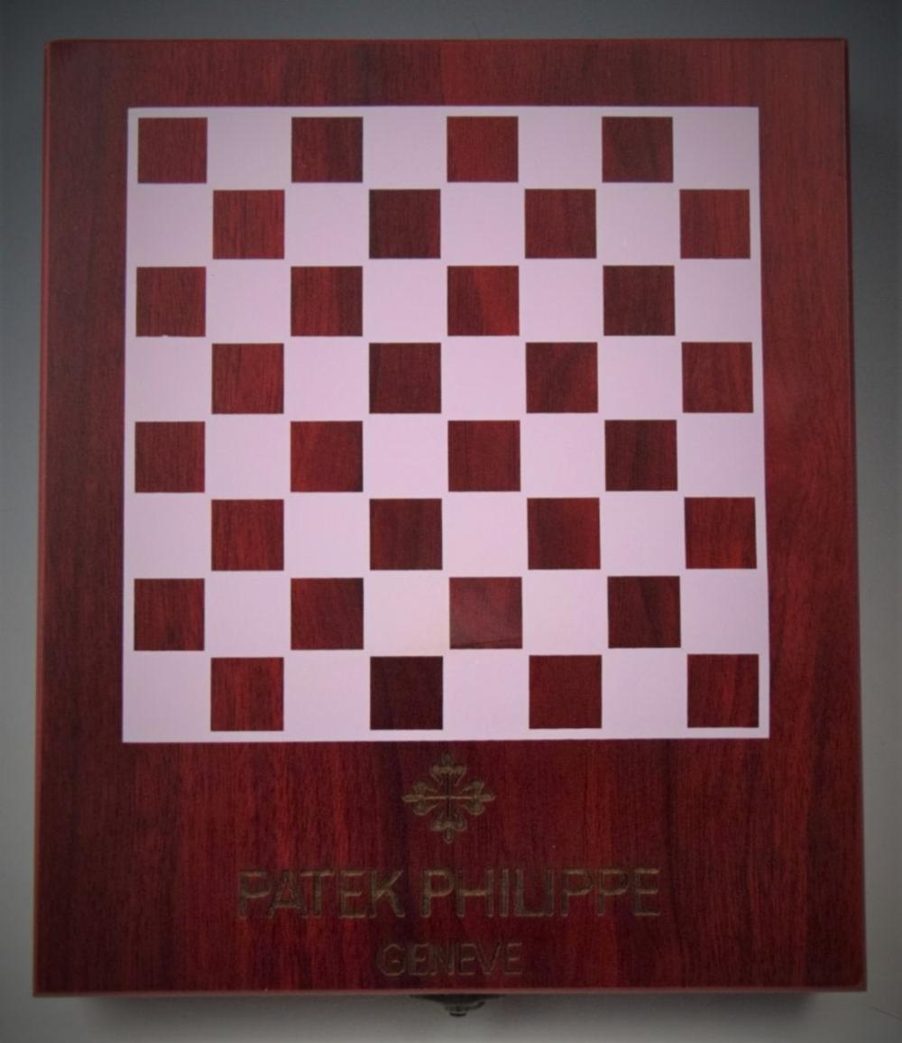 Patek Philippe, Chess Game Set (w/case)