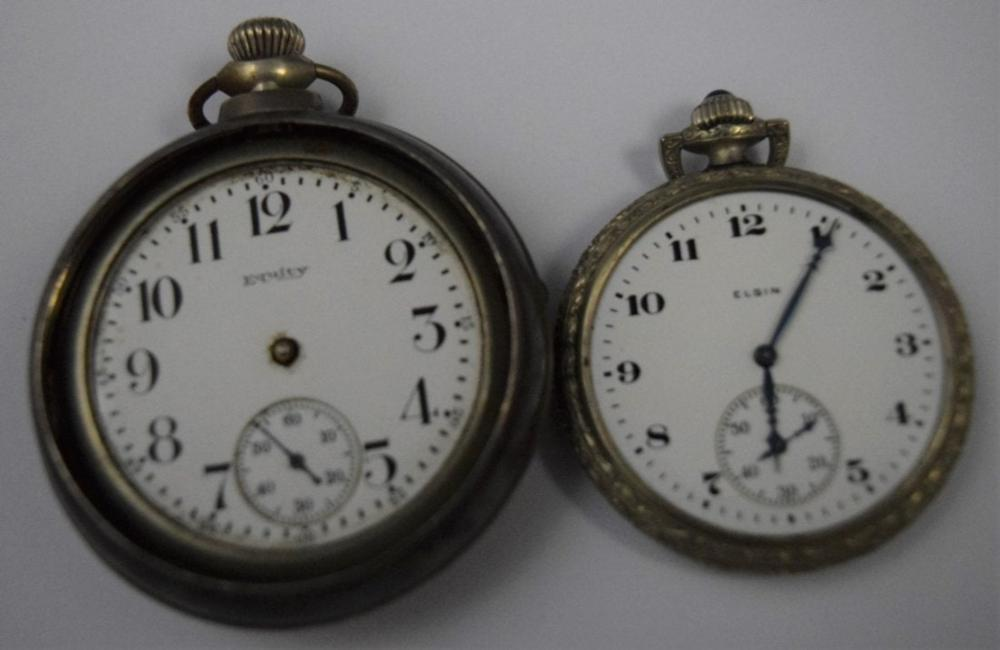 Pocket Watches (lot of 2)