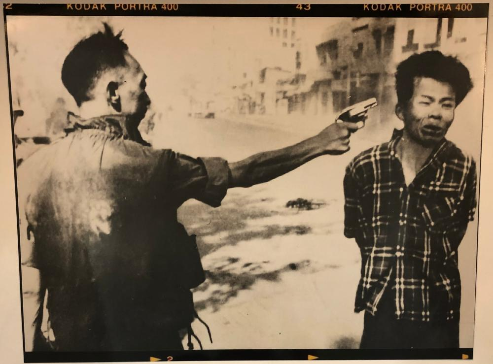 Eddie Adams (Execution of Viet Cong Officer) Photograph