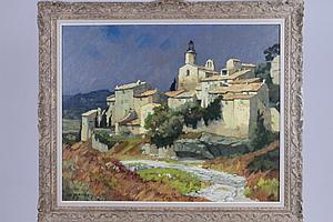 EDOUARD PLANCHAIS (1909-1995, French)