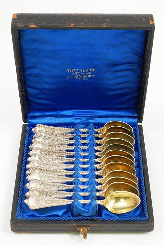 12 Tiffany & Co 1872