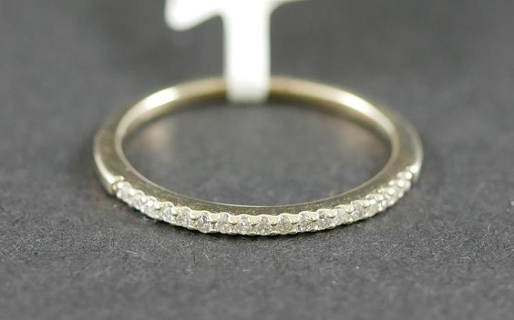 10K DIAMOND RING WG