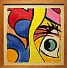 Painting , MATOS  John ( - ),  ,  Aquarelle sur papier Arches bords non recoupés. Pi,  Crash, €1,600