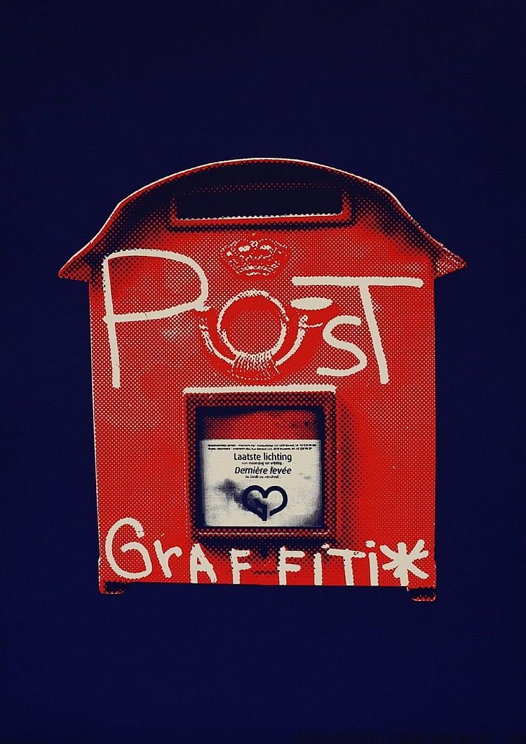 Post Graffiti