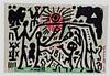 Penck, A.R. (* 1939 deutscher Maler, Grafiker und Bildhauer) -