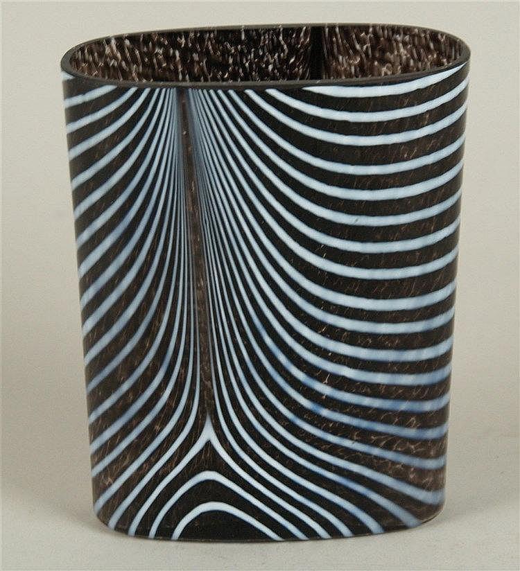design glasvase entw bertil vallien f r kosta boda schwe. Black Bedroom Furniture Sets. Home Design Ideas