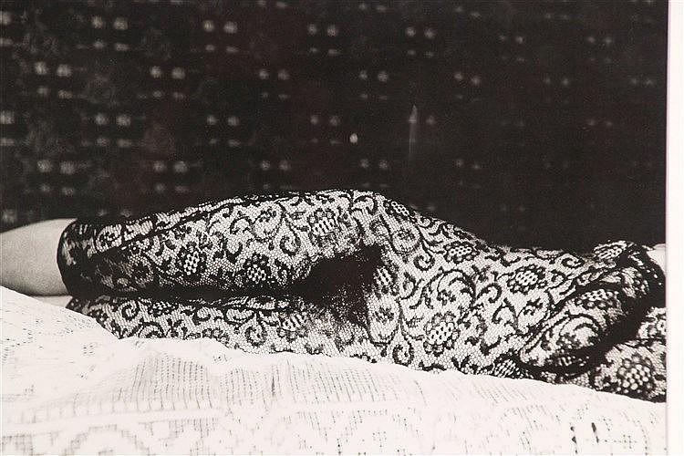 Man, Ray - ''Untitled'',schwarz/weiß, Offsetprint,ca.22 x 33 cm, unter Glas gerahmt