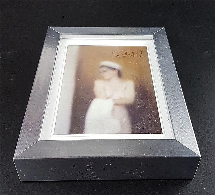 Postkarte Kleine Badende Gerhard Richter
