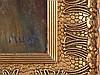Monogrammist Anfang 20.Jh.- Charakterkopf mit Vollbart,sign. und datiert ''M.H.06'', Öl auf Leinwand, ca.46x37cm, im Jugendstil-Rahmen