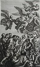 18th Century Old Master Engraving, After Peter Paul Rubens (Flemish, 1577 - 1640)