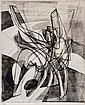 Stanley William Hayter (1901-1988) Angels
