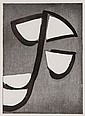 Sir Terry Frost (1915-2003) Anchor (k.79) etching