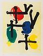 John Hoyland (1934-2011) Endless Poem etching with