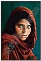 Steve McCurry (b. 1950) Afghan Girl in a Refugee, Steve McCurry, Click for value