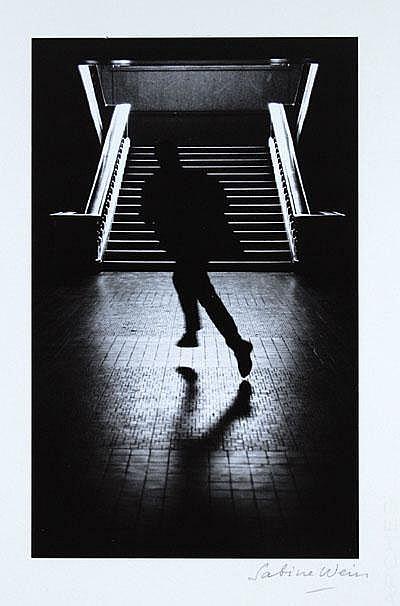 Photographs: Sabine Weiss (b.1924) la sortie de