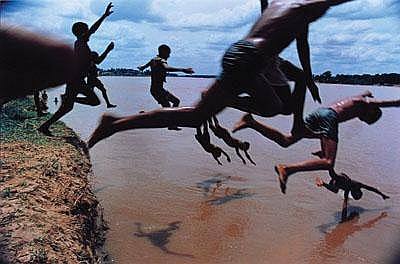 Photographs: Bruno Barbey (b.1941) the amazon at