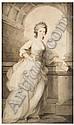 Ozias Humphry (1742 - 1810). Portrait of Mrs., Ozias Humphry, Click for value