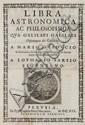 [Grassi (Orazio)] Libra astronomica ac