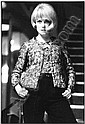 [ Photographs ] Sharok Hatami Catherine Deneuve; Romy Schneider (for Chanel) 1965, two vintage gelatin silver prints, 362 x 247mm., versos signed (2)., Shahrokh  Hatami, Click for value