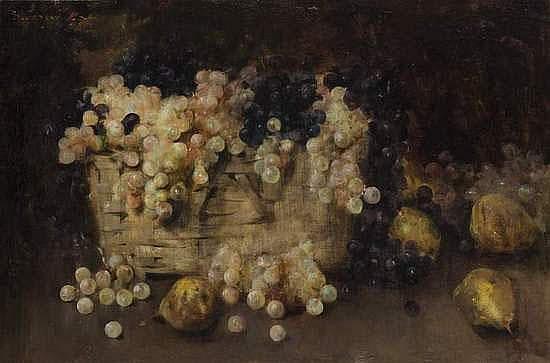 Luigi Serralunga (Torino 1880 - 1940) natura morta