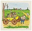 STEIG, William (1907 - 2003) Farmer Palmer's Wagon
