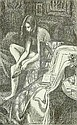 John Buckland-Wright (1897-1954) nude with a, John Buckland-Wright, Click for value