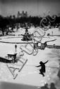 DDS Edouard Boubat (1923-1999). New York, 1964.