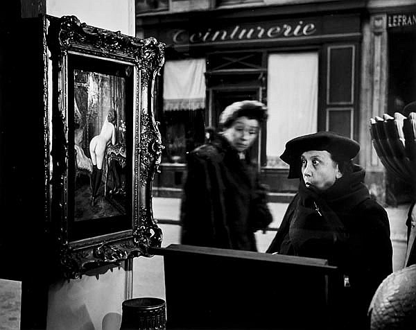 DDS Robert Doisneau (1912-1994). La Dame Indignée,