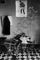 Colin Jones (b.1936). The Black House, London,
