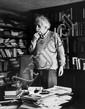 Ernst Haas (1921-1986). Albert Einstein,