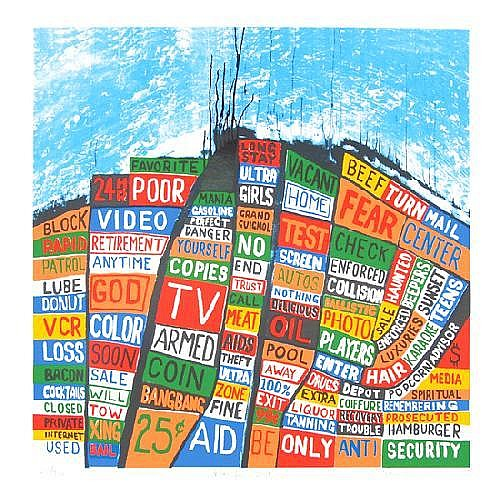 Stanley Donwood pacific coast; and borealis,