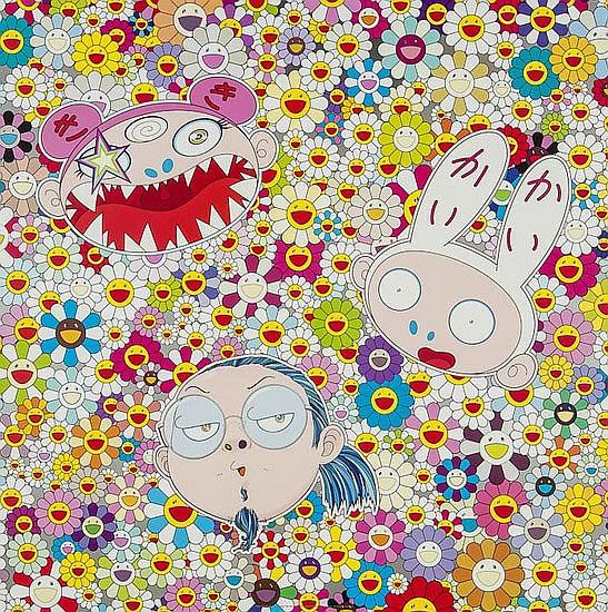 Takashi Murakami (b.1962) Kaikai Kiki and Me - The