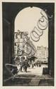DDS. C.R.W. Nevinson (1889-1946) Le Louvre,