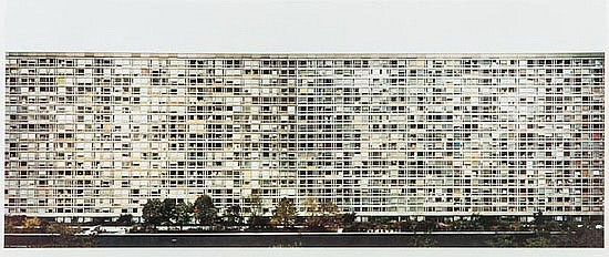 DDS. Andreas Gursky (b.1955) Montparnasse, the