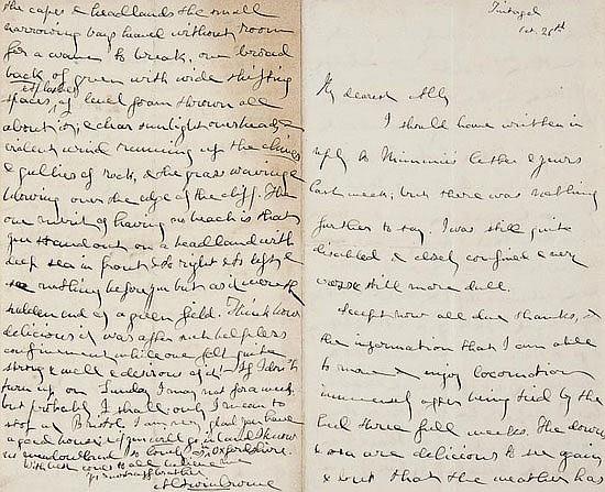 Swinburne (Algernon Charles, poet and literary