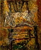 Adrian Ryan (1920 - 1998) untitled oil on canvas,, Adrian Ryan, Click for value