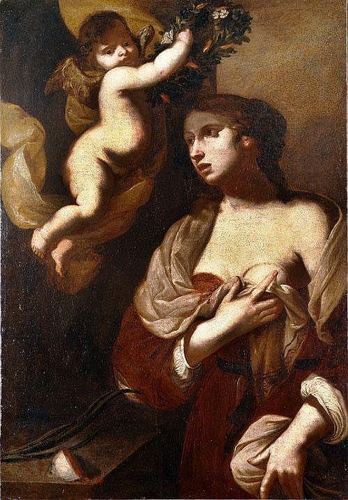 Francesco Guarino (Solofra 1611 - Gravina di