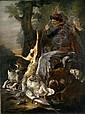 Baldassarre de Caro (Napoli 1689 - 1750) e Paolo, Paolo de' Matteis, Click for value