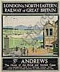 GAWTHORN, Henry George (1879-1941) St. ANDREWS, Henry George Gawthorn, Click for value