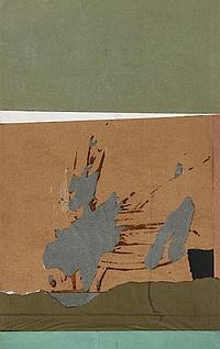 Eric Dobson (1923-1992) Sea Drift & Night Watch,