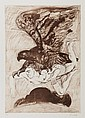 DDS. Dame Elisabeth Frink (19030-1993) Ganymede,