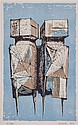 DDS. Lynn Chadwick (1914-2003) Watchers,