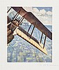 DDS. C.R.W. Nevinson (1889-1946)(after) Banking at