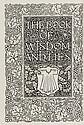 Orbeliani (Sulkhan-Saba) The Book of Wisdom and