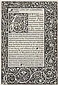 Cavendish (George) The Life of Thomas Wolsey,