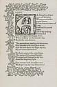 Coleridge (Samuel Taylor) Poems chosen our of the
