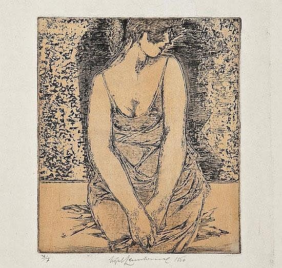 Nigel Lambourne (1919-1988) A Collection twelve