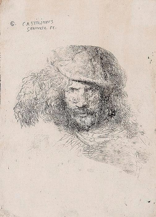 Giovanni Benedetto Castiglione (1609-1664)