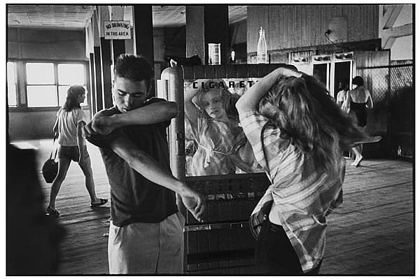 Bruce Davidson (b.1933) Brooklyn Gang, Coney